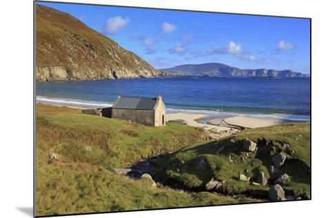 Keem Beach on Achill Island, County Mayo, Connaught (Connacht), Republic of Ireland, Europe-Richard Cummins-Mounted Photographic Print