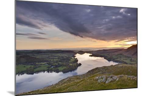 Ullswater in the Lake District National Park, Cumbria, England, United Kingdom, Europe-Julian Elliott-Mounted Photographic Print