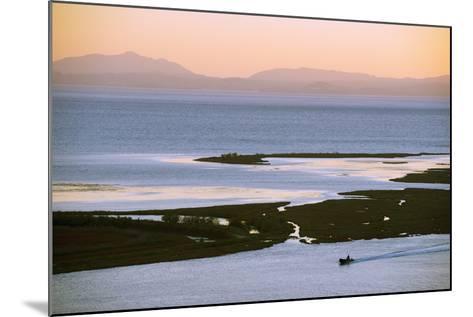 Butrint and Corfu Island in Distance, Albania, Mediterranean, Europe-Christian Kober-Mounted Photographic Print