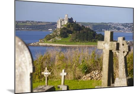 St. Michael's Mount, Cornwall, England, United Kingdom, Europe-Miles Ertman-Mounted Photographic Print