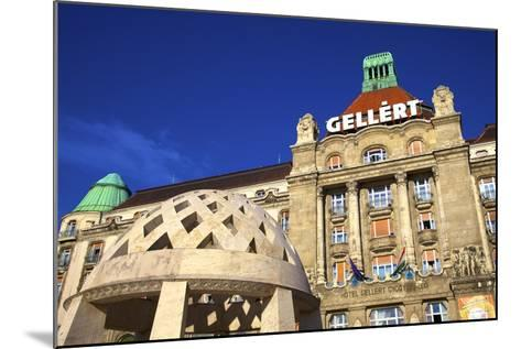 Gellert Hotel and Spa, Budapest, Hungary, Europe-Neil Farrin-Mounted Photographic Print