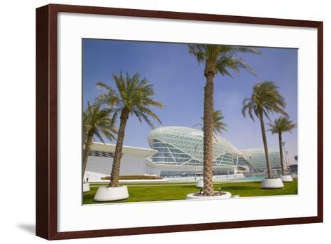 Viceroy Hotel, Yas Island, Abu Dhabi, United Arab Emirates, Middle East-Frank Fell-Framed Art Print
