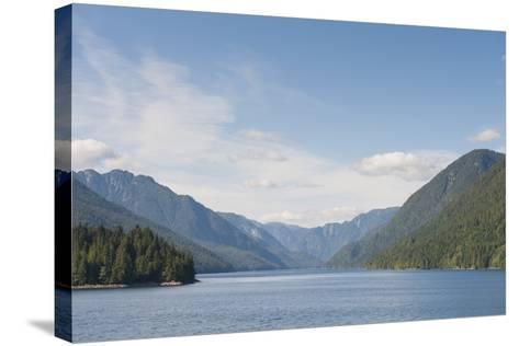 Inside Passage, British Columbia, Canada, North America-Michael DeFreitas-Stretched Canvas Print