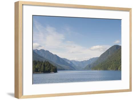 Inside Passage, British Columbia, Canada, North America-Michael DeFreitas-Framed Art Print