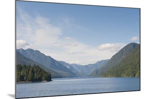 Inside Passage, British Columbia, Canada, North America-Michael DeFreitas-Mounted Photographic Print