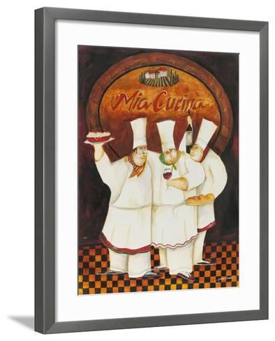 Mia Cucina-Jennifer Garant-Framed Art Print