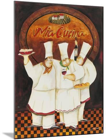 Mia Cucina-Jennifer Garant-Mounted Giclee Print
