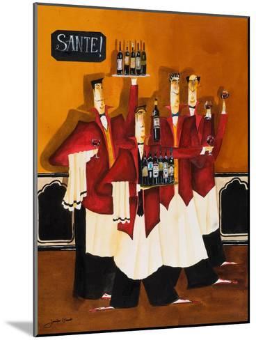 Sante-Jennifer Garant-Mounted Giclee Print