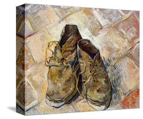 Shoes-Vincent van Gogh-Stretched Canvas Print