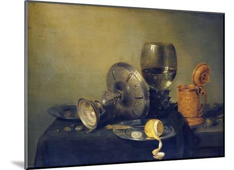 Still Life-Willem Claesz^ Heda-Mounted Giclee Print