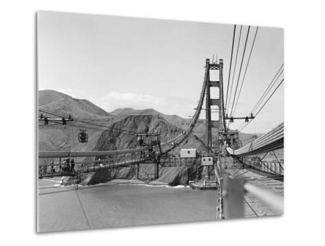 The Golden Gate Bridge--Metal Print