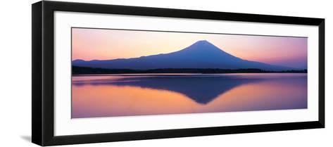 Mt Fuji Shizuoka Japan--Framed Art Print