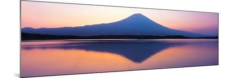 Mt Fuji Shizuoka Japan--Mounted Photographic Print