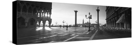 Saint Mark Square, Venice, Italy--Stretched Canvas Print