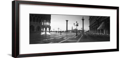 Saint Mark Square, Venice, Italy--Framed Art Print