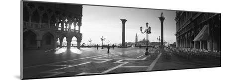 Saint Mark Square, Venice, Italy--Mounted Photographic Print
