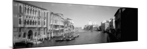 Buildings Along a Canal, Grand Canal, Venice, Italy--Mounted Photographic Print