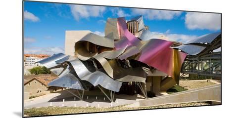 Hotel Marques De Riscal, Elciego, La Rioja, Spain--Mounted Photographic Print