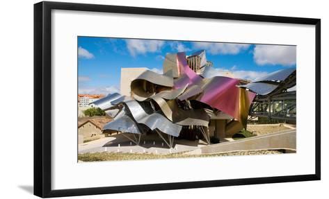 Hotel Marques De Riscal, Elciego, La Rioja, Spain--Framed Art Print