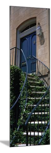 Low Angle View of a House, Savannah, Georgia, USA--Mounted Photographic Print