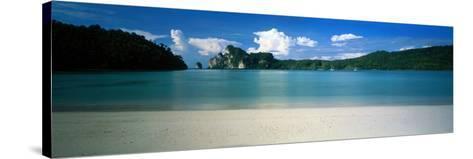 Ko Phi Phi Islands Phuket Thailand--Stretched Canvas Print