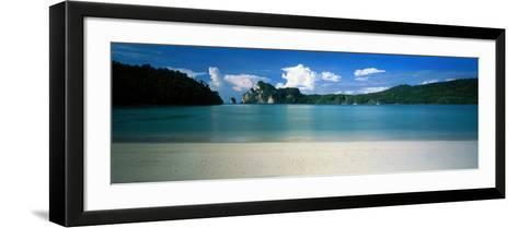 Ko Phi Phi Islands Phuket Thailand--Framed Art Print