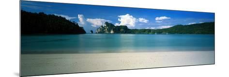 Ko Phi Phi Islands Phuket Thailand--Mounted Photographic Print