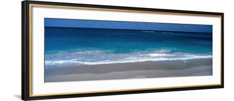 Waters Edge Barbados Caribbean--Framed Art Print