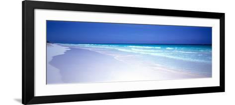 Pink Sand Beach Harbour Island Bahamas--Framed Art Print