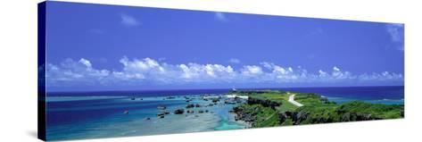 Okinawa Japan--Stretched Canvas Print