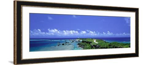 Okinawa Japan--Framed Art Print