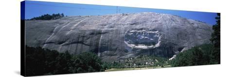Stone Mountain Atlanta Ga--Stretched Canvas Print