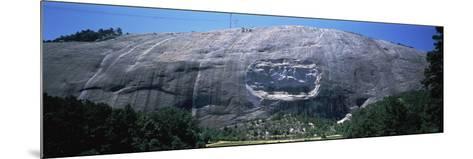 Stone Mountain Atlanta Ga--Mounted Photographic Print