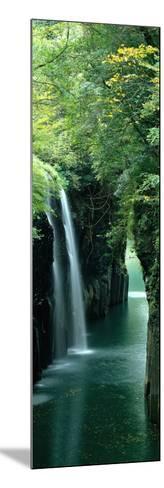 Waterfall Miyazaki Japan--Mounted Photographic Print