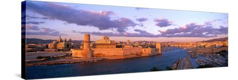 Marseilles France--Stretched Canvas Print