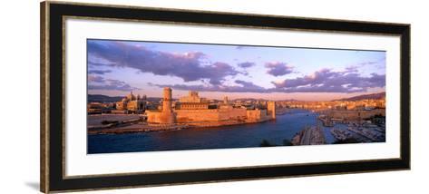 Marseilles France--Framed Art Print
