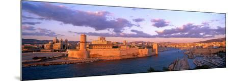 Marseilles France--Mounted Photographic Print