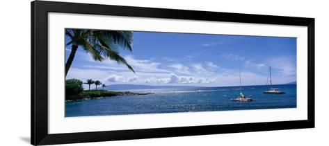 Kapalua Bay Maui Hawaii USA--Framed Art Print