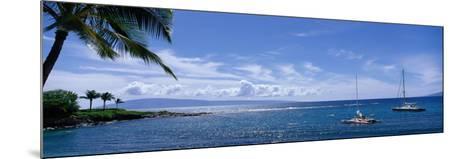 Kapalua Bay Maui Hawaii USA--Mounted Photographic Print