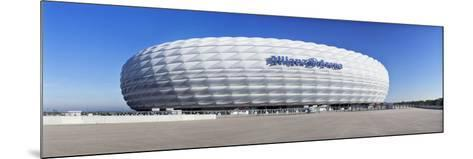 Soccer Stadium, Allianz Arena, Munich, Bavaria, Germany--Mounted Photographic Print