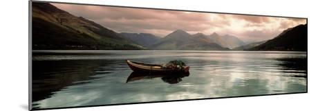Lake Duich Highlands Scotland--Mounted Photographic Print