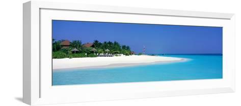 Laguna Beach Maldives--Framed Art Print