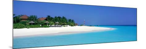 Laguna Beach Maldives--Mounted Photographic Print
