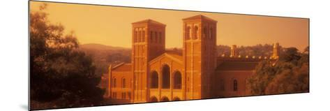 Royce Hall at an University Campus, University of California, Los Angeles, California, USA--Mounted Photographic Print