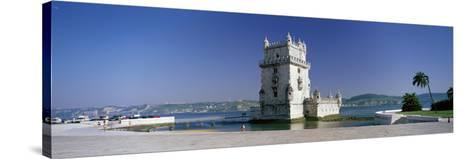 Torre De Belem Lisbon Portugal--Stretched Canvas Print