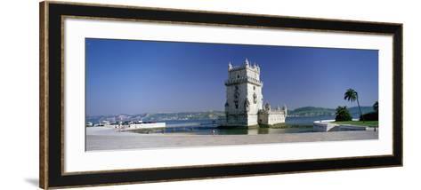 Torre De Belem Lisbon Portugal--Framed Art Print