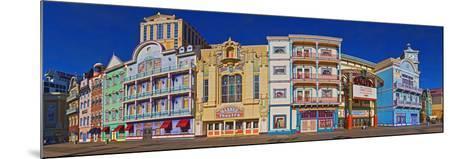 Boardwalk, Atlantic City, New Jersey, USA--Mounted Photographic Print
