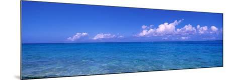Ocean with Clouds Okinawa Japan--Mounted Photographic Print