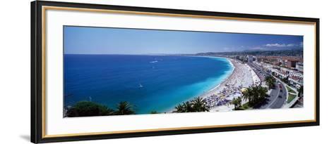 Nice France--Framed Art Print