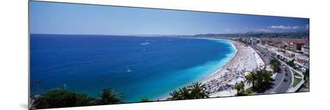 Nice France--Mounted Photographic Print